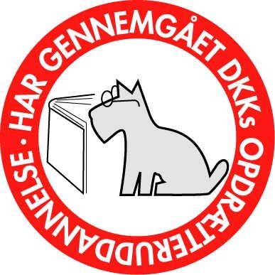 Har gennemgået DKKs opdrætteruddannelse