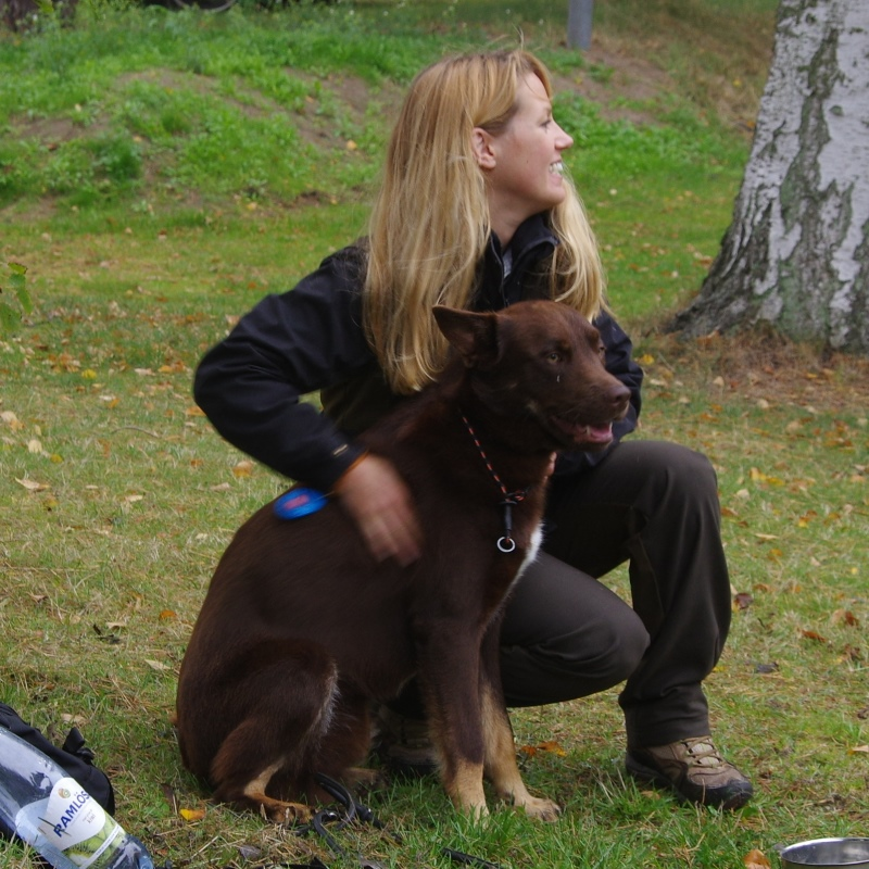 Johanna og Thor