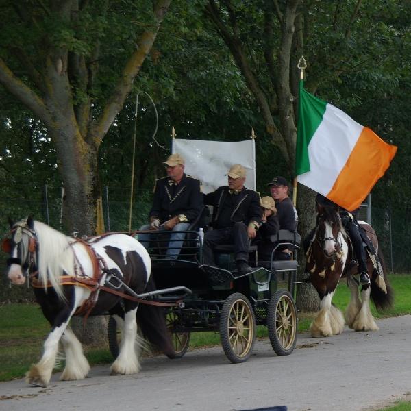 Da det var et hestearrangement må jeg også hellere vise nogle billeder af hestene