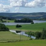 På besøg i det smukke Ångermanland hvor en del af min familie kommer fra