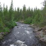 Naturen i Jämtland er betagende