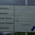 Så er polarcirklen passeret