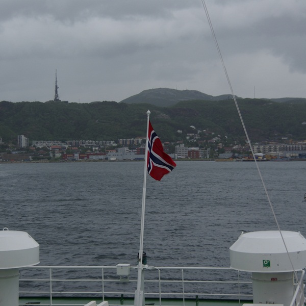 Farvel til Bodø