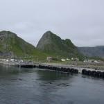 Farvel til Værøy