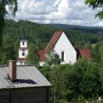 Sidensjö kirke hvor flere af mine forfædre var præster