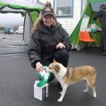 Utrolig flot at blive BIM på jubilæumsspecialen med 97 tilmeldte hunde
