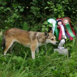 Gaia og hendes fine vandrepræmie